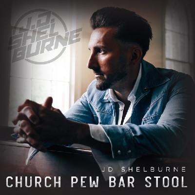 JD Shelburne, Church Pew Bar Stool