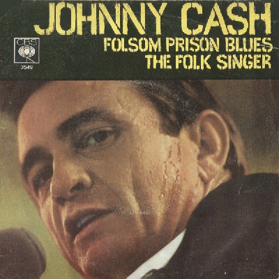 Johnny Cash, Folsom Prison Blues