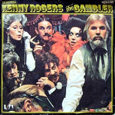 Kenny Rogers, Gambler