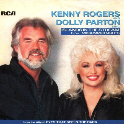 Kenny Rogers, Islands in the Stream [feat. Dolly Parton]