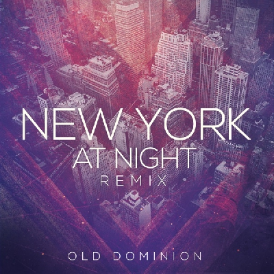 Old Dominion, New York at Night