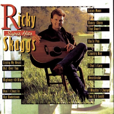 Crying My Heart Out Over You, Ricky Skaggs